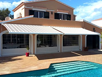 Chest awning - Toldos Monty